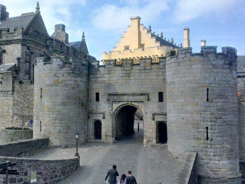 Stirling Castle - Beautiful Braveheart Tour